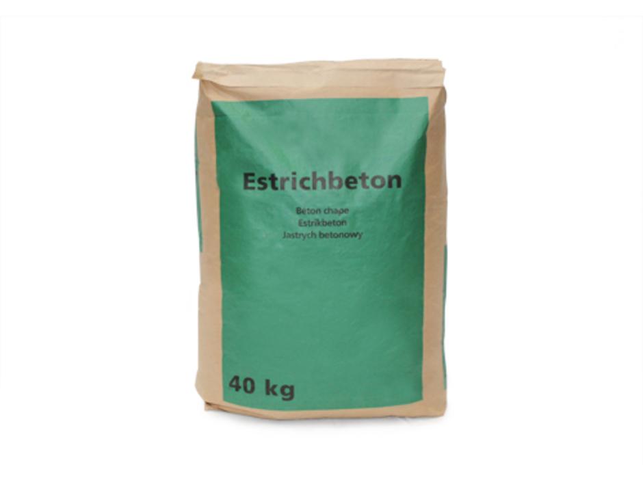 Berühmt Estrichbeton 40 kg Sackware | Mörtel, Estrich und Zement | Roh EN86